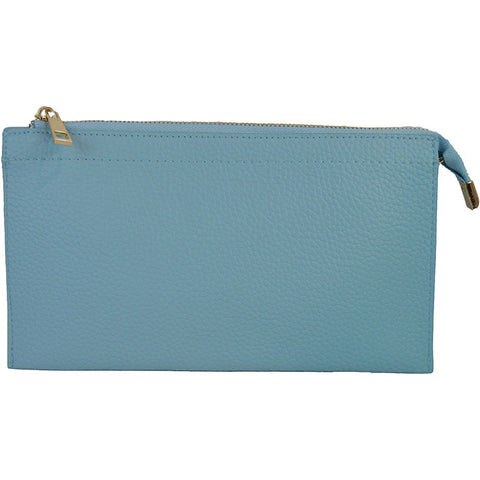 I Love my Crossbody - Dusty Blue - 3 Sisters Boutique