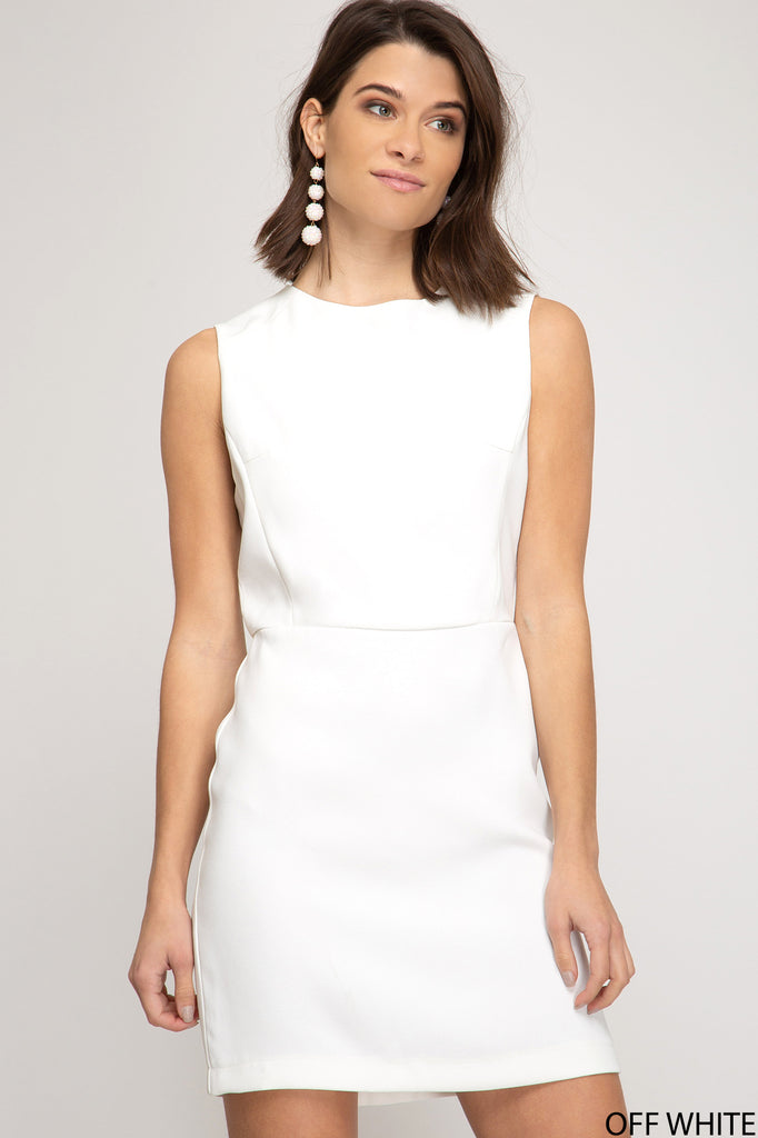 Beautiful Day Dress - Off White