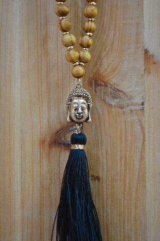 Buddha Nirvana Necklace - 3 Sisters Boutique