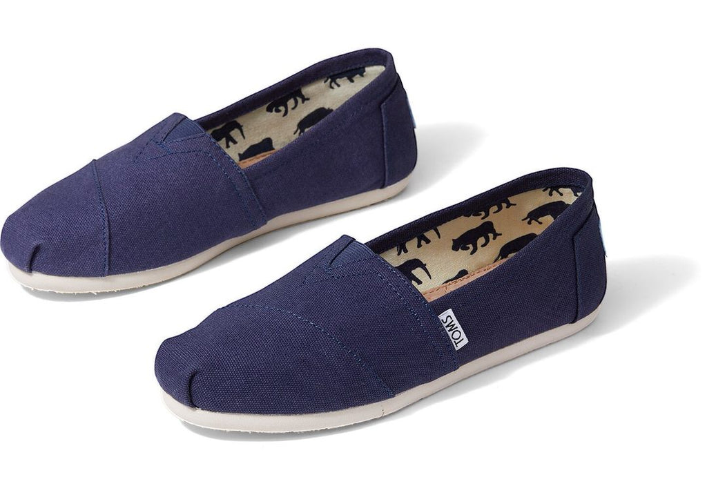 Toms Classic Navy Canvas – 3 Sisters