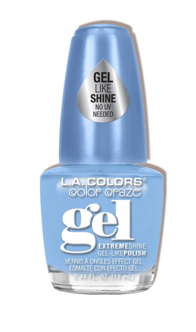 L.A. Colors Gel Effect Nail Polish - Splashy