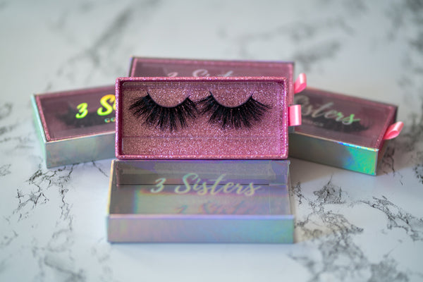 Paris 3 Sisters Lashes