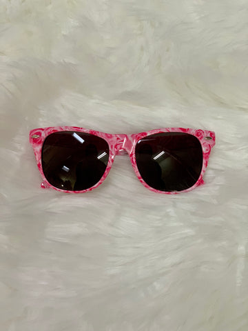 New Adventures Sunglasses - Pink Roses