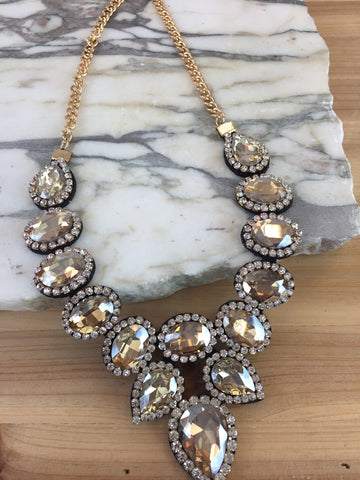 All Glammed Up Necklace - 3 Sisters Boutique
