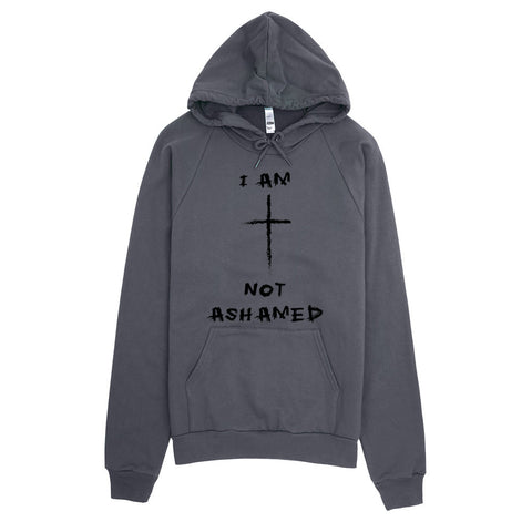 Not Ashamed Hoodie (In mulitple colors)