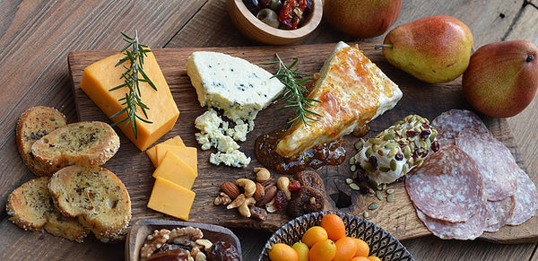 A PERFECT CHEESEBOARD~INGLES MARKET