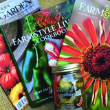 ABBY J'S FARM STYLE LIVING COOKBOOK BUNDLE