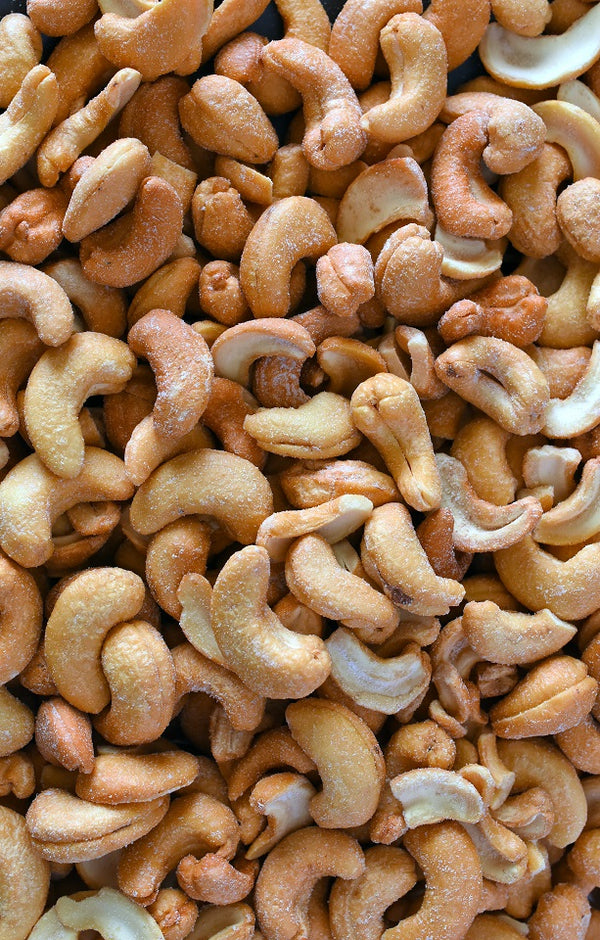 Cashew Nuts Salted Jackson Orchards - New Zealand Orchard
