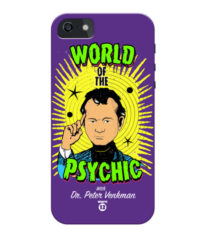 Ghostbusters 2 Peter Venkman World of the Psychic