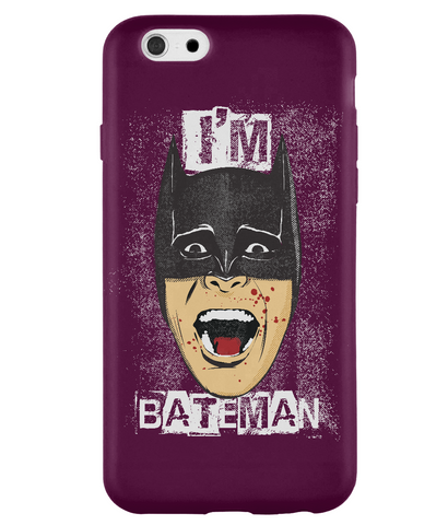 I'm Bateman iPhone 6 Full Wrap Case