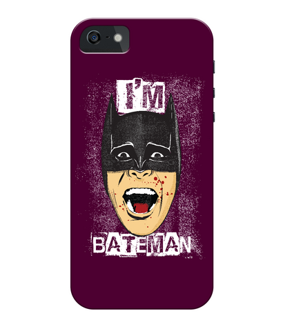 I'm Bateman iPhone case