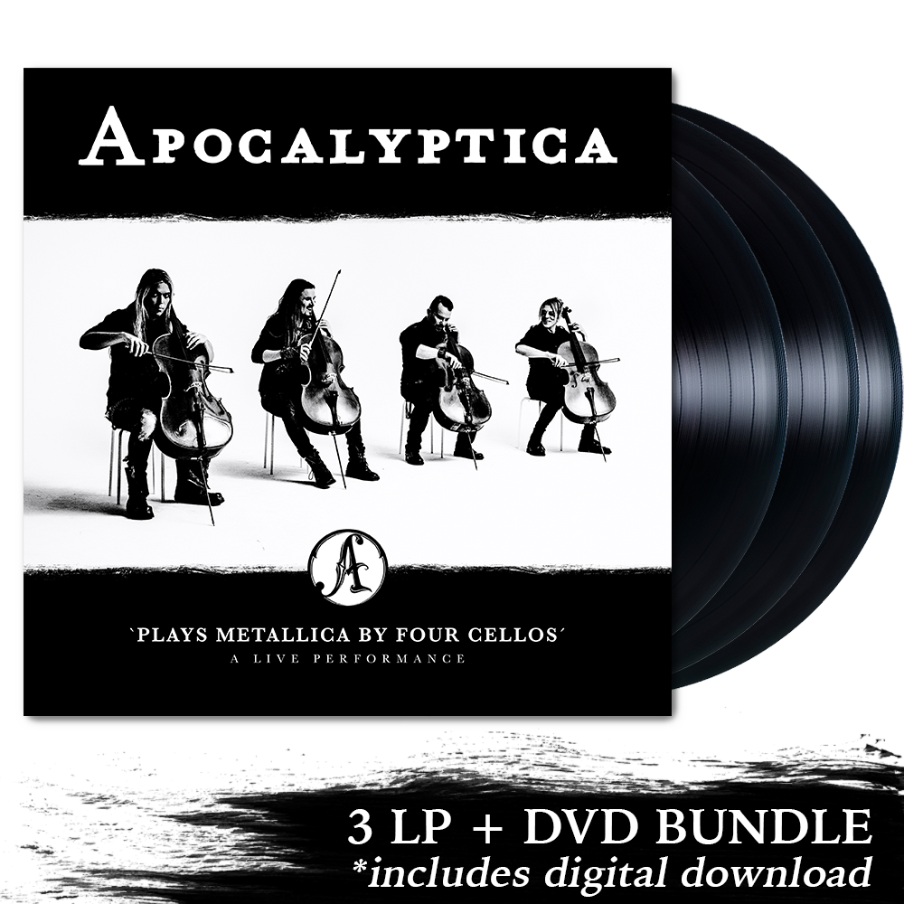 Apocalyptica plays metallica by four cellos a live performance 3.