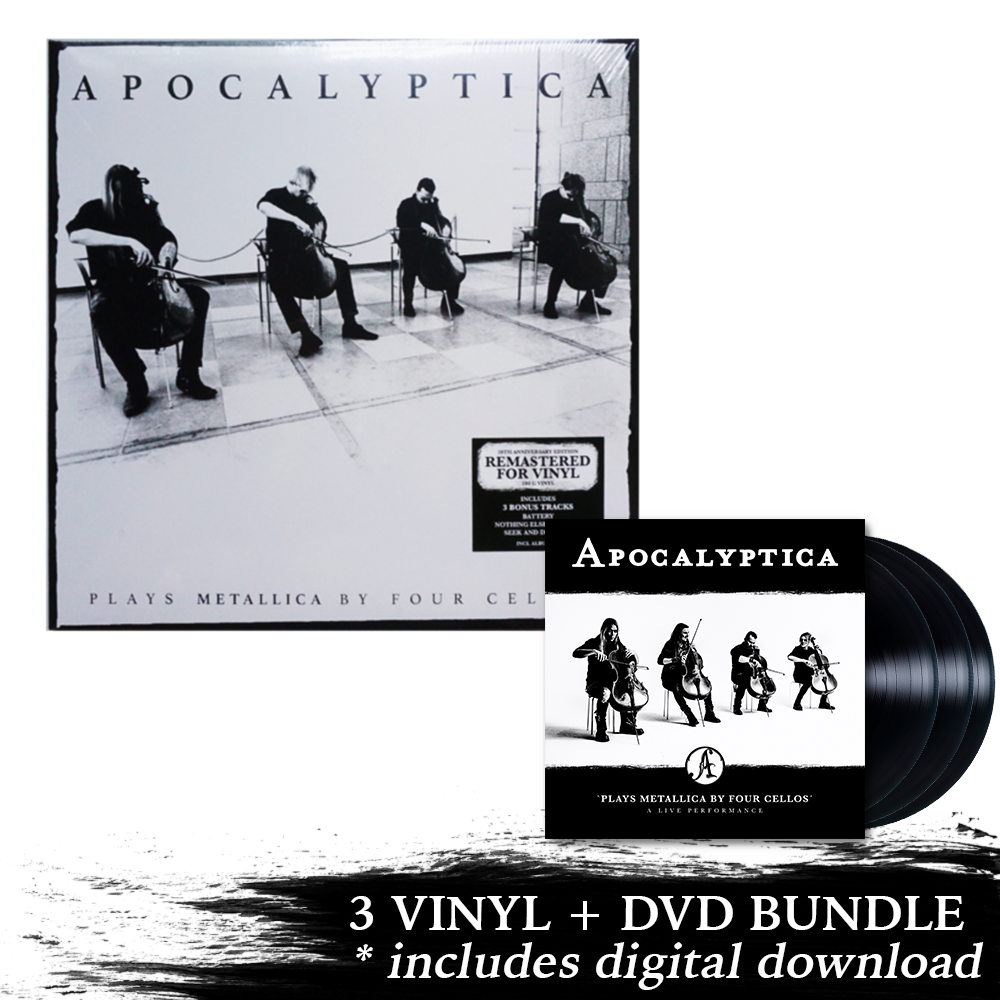 Apocalyptica | music | wagner reloaded (live in leipzig).