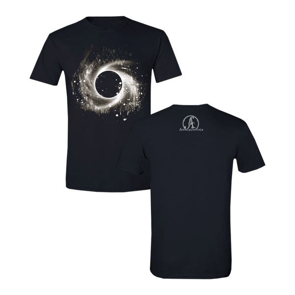 BLACK HOLE CELL-0 TEE