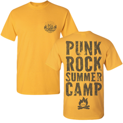 Punk Rock Summer Camp Tee