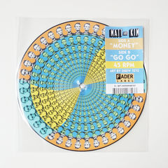 "Money / Go Go 7"" Picture Disc"