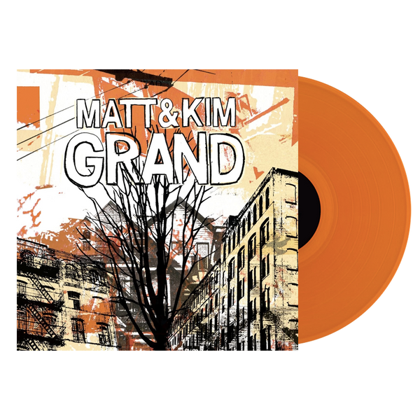 Grand Vinyl (Orange Re-Issue)