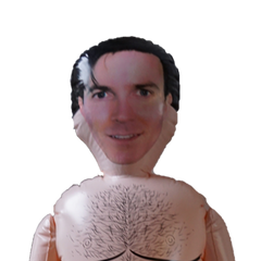 Matt Blow Up Doll
