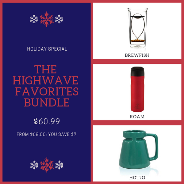 The Highwave Favorites Bundle
