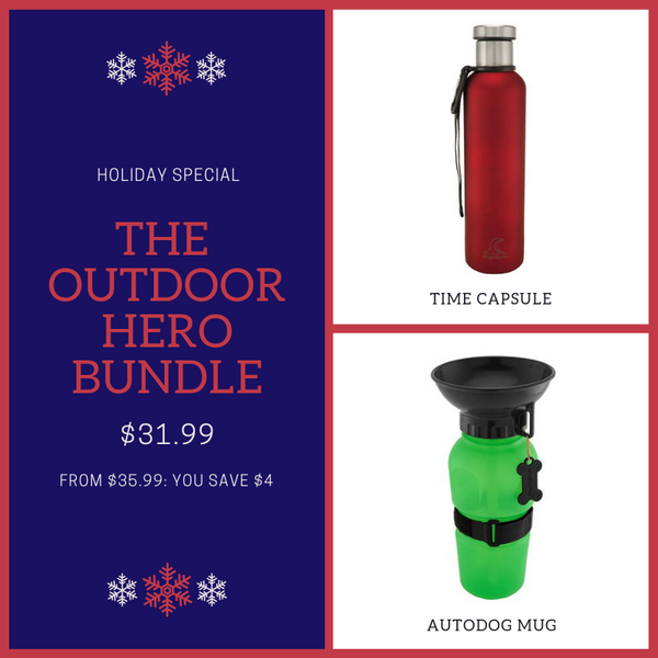 The Outdoor Hero Bundle