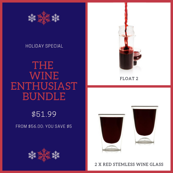 The Wine Enthusiast Bundle