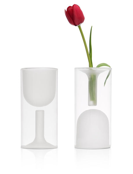 Tulip Wine Glass