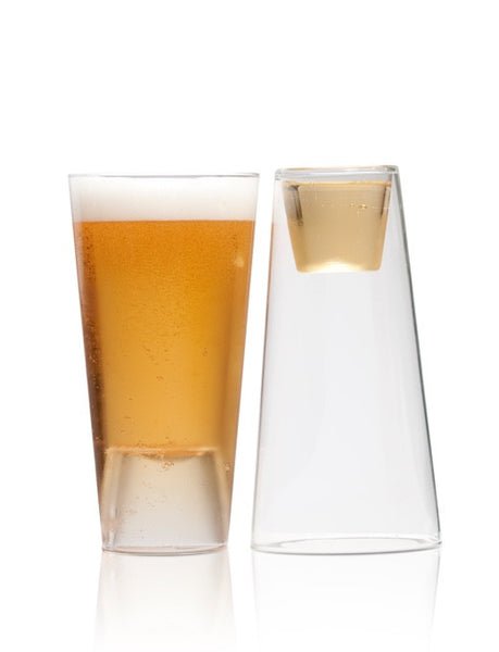 Beer Shot Light Glasses