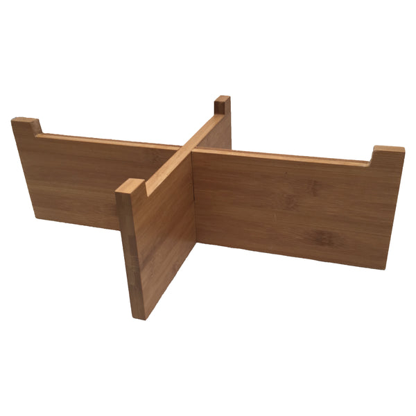 Dog Food Lagoon Bamboo Stand