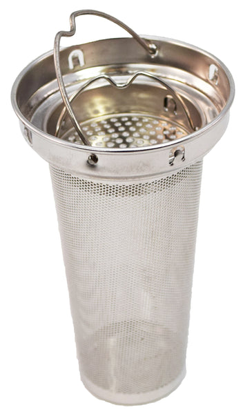 Tea Infuser Basket (With Lid)
