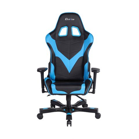 Crank Series Echo Blue Gaming Chair
