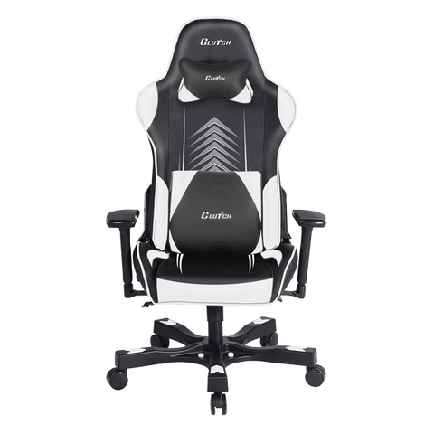 "Crank Series ""Poppaye Edition""White Gaming Chair"