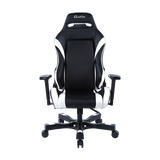 Gear Series Alpha Black/White Gaming Chair