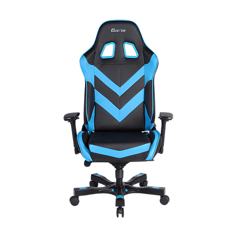 Throttle Series Charlie Blue Premium Gaming Chair