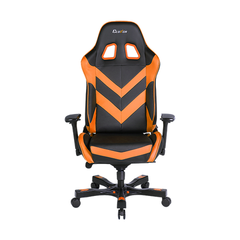 Throttle Series Charlie Orange Premium Gaming Chair