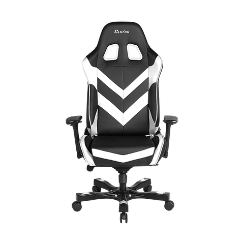 Throttle Series Charlie Black/White Premium Gaming Chair
