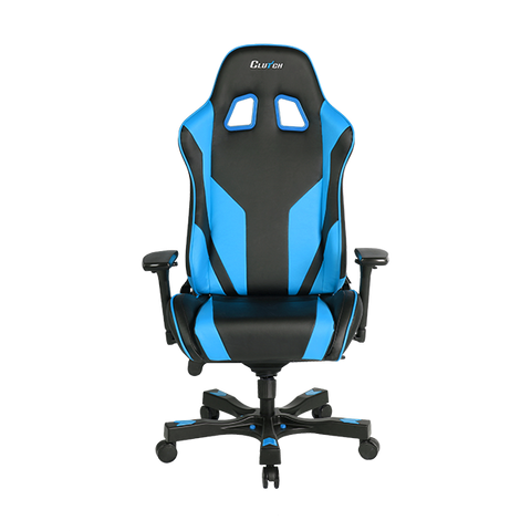 Throttle Series Echo Blue Premium Gaming Chair