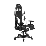 Throttle Series Echo Black/White Premium Gaming Chair