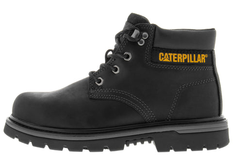 Caterpillar Outbase Steel Toe Black