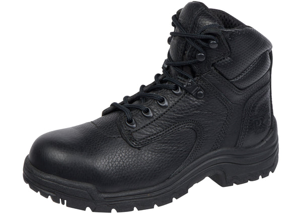 Timberland Pro Womens Titan 6 Inch Alloy Toe Black