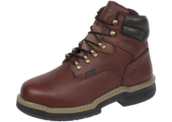 Wolverine Darco Internal Metatarsal Guard Steel Toe Brown