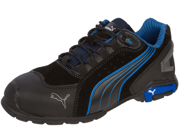 Puma Safety Rio Low Navy Black