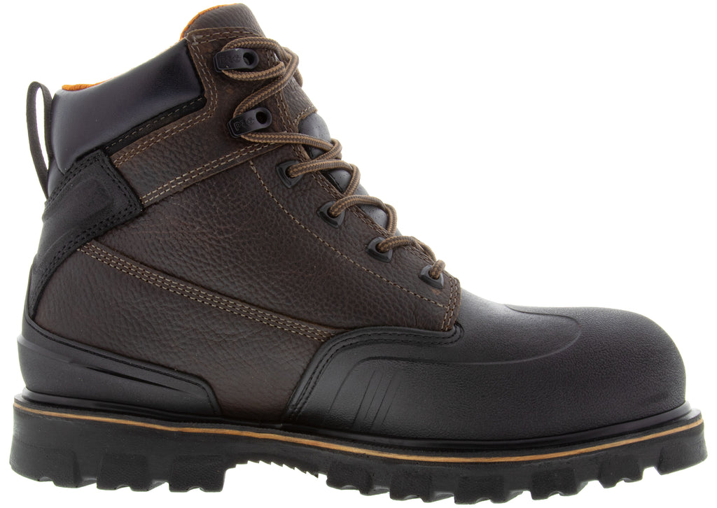 Timberland Pro Rigmaster XT 6 Inch Steel Toe Brown