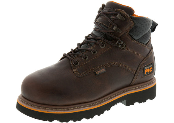 Timberland Pro Ascender 6 Inch Alloy Toe Brown Full Grain