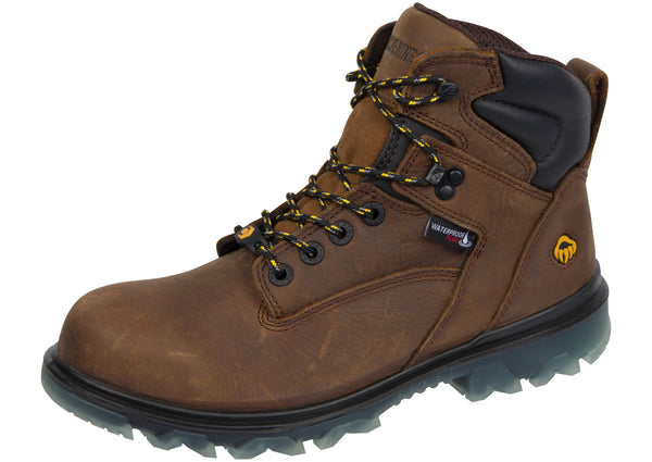 Wolverine I 90 Mid Carbon Max Composite Toe Sudan Brown