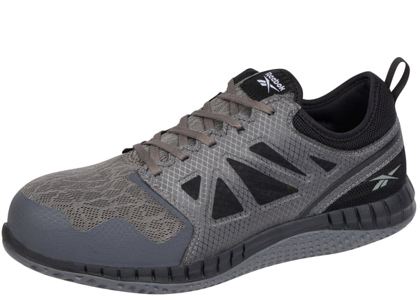 Reebok Work Zprint Work Steel Toe Grey Black