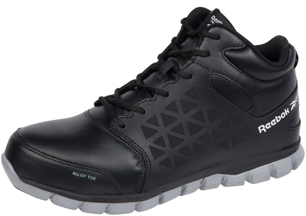 Reebok Work Sublite Cushion Work Alloy Toe Black
