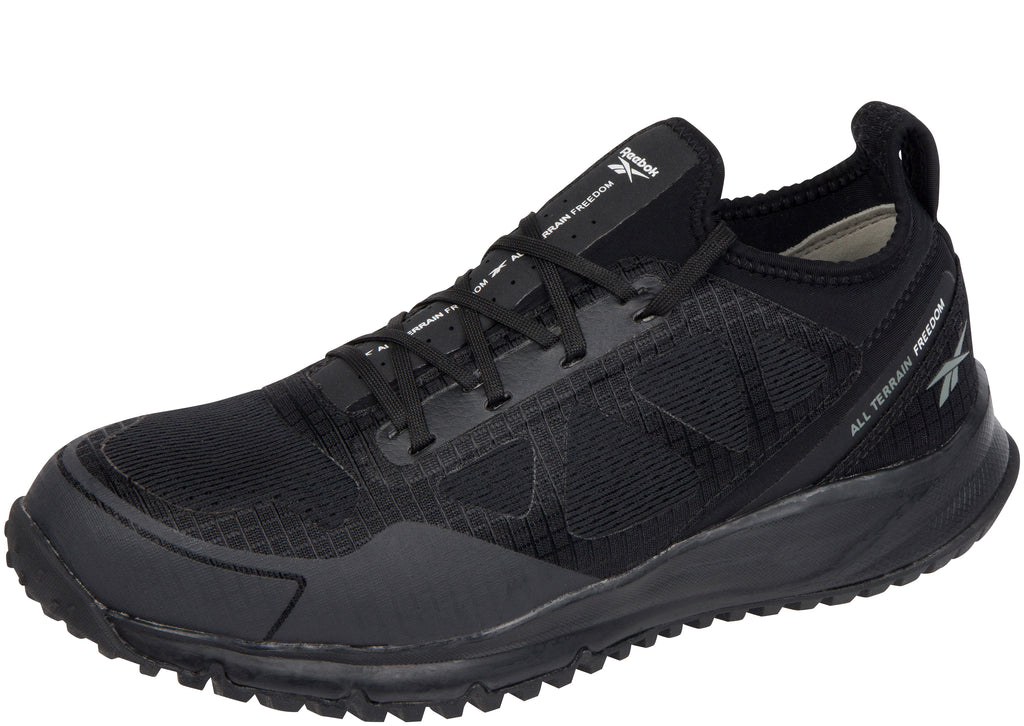 Reebok Work All Terrain Work Steel Toe Black