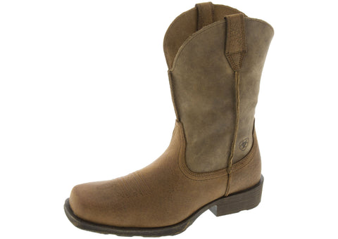 Ariat Rambler Earth Brown Bomber