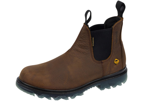 Wolverine I 90 Romeo Composite Toe Sudan Brown