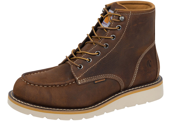 Carhartt 6 Inch Wedge Boot Brown